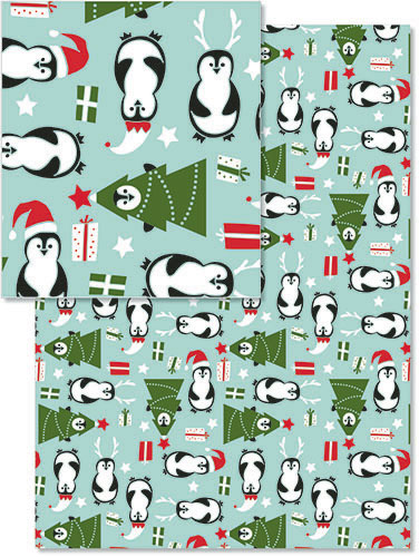- Penguin Party by Emily Cellini Henson
