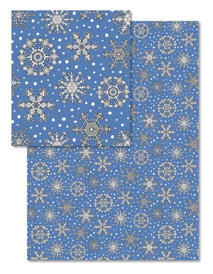 - Fantasy Snowflakes by NelliK