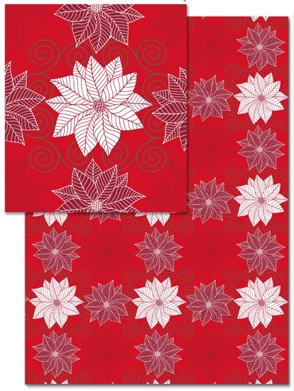 - Poinsettias by julia grifol designs