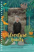 Adventure Awaits by Gila.be