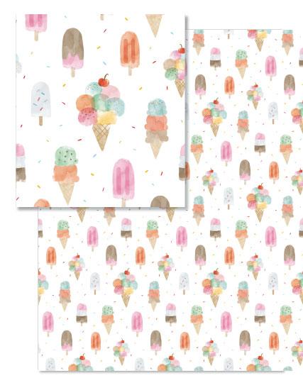 - Sweet Desserts by Shirley Lin Schneider