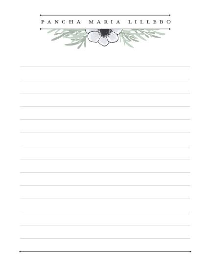- Winter Anemone by elena diaz