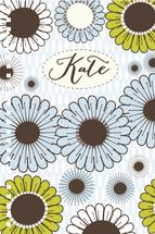Kate Blue by Jennifer Jackson Lee