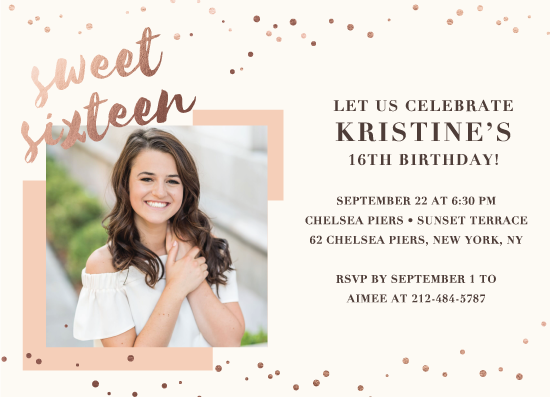 invitations - Sweet by Anne Designs