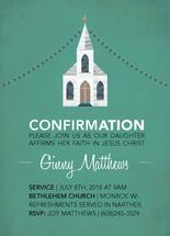 Confirmation Celebratio... by Brittany Long Design