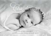Happy Christening by Jair Bontilao
