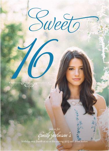 invitations - Script Sixteen by Jair Bontilao