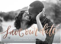 Sweet Save the Date by Nicola