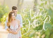 Whimsical Save the Date by Nicola