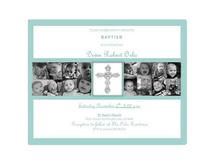 Baptism Photo Montage by Dottie Jayne Design Co