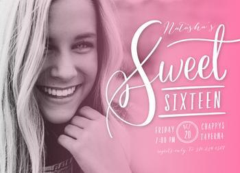 Retro Sweet 16