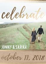 Celebrate by Sarah Leigh