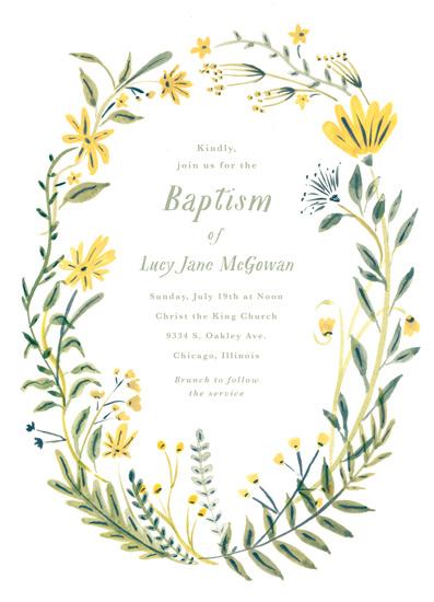 invitations - Cheerful Blessing by Morgan Ramberg
