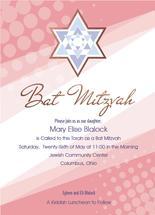 Bat Mitzvah Blush by Cindy Taylor