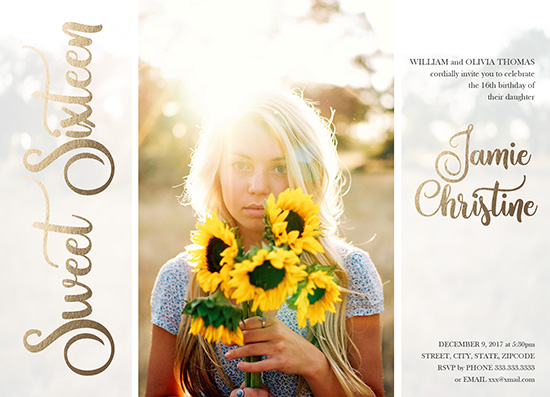 invitations - Jamie Christine by Claudia Nuta