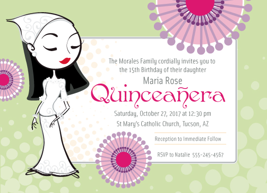 invitations - Celebrate 15 Quinceanera! by Cindy Taylor