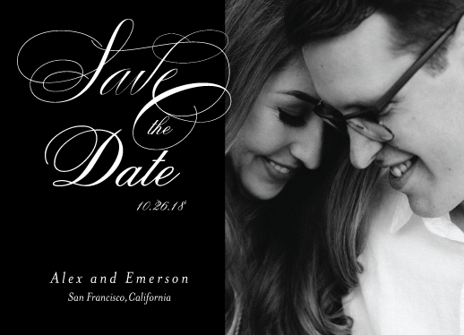 save the date cards - Spread the love by Jair Bontilao