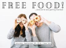 Free Food by Kendal Leffler
