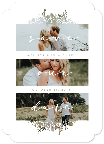 save the date cards - Whispers by JeAnna Casper