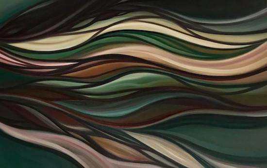 art prints - Calm by Laura Blue Palmer