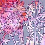 Hyacinth Heaven by Delores Orridge Naskrent