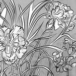 Carnation Creation by Delores Orridge Naskrent