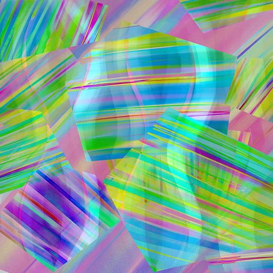 art prints - Tartan Cliffs by Delores Orridge Naskrent