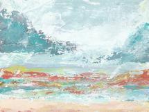 Coral Beach by Jasmine Mills