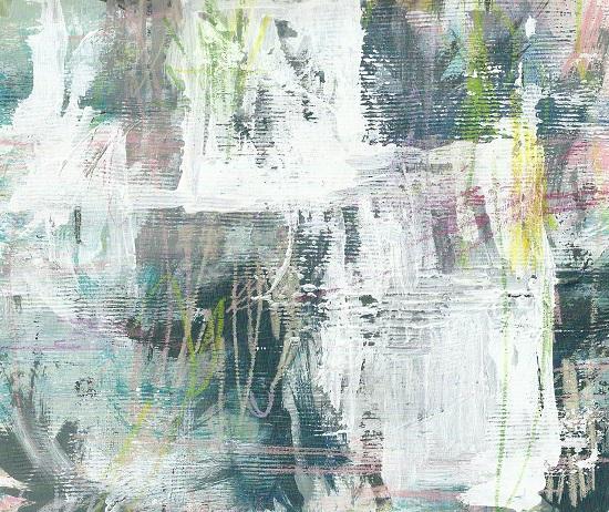 art prints - Bluesation by Jasmine Mills