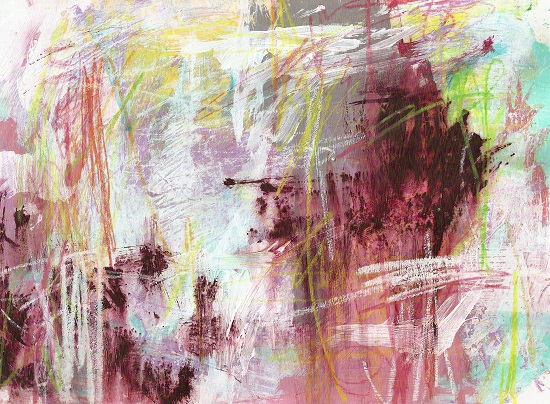 art prints - Redsation by Jasmine Mills