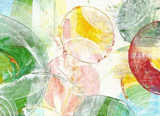 art prints - Lemon Lime Grapefruit by Jasmine Mills