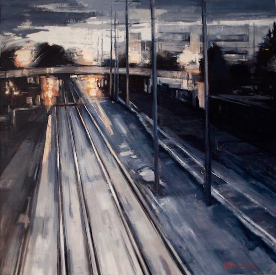 art prints - Light for the stranger by Mel Thompson