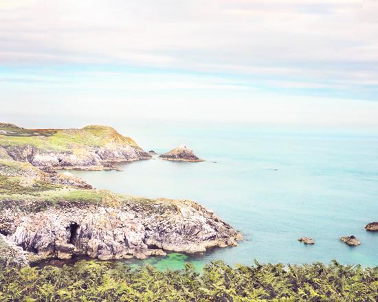 art prints - The coast of Ireland by Mareike von Engelbrechten