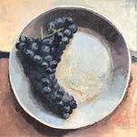 Concord Grapes by Caitlin Winner