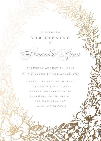 invitations - Garden Arch by Grace Kreinbrink