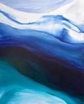 Coastal Swell by Teodora Guererra