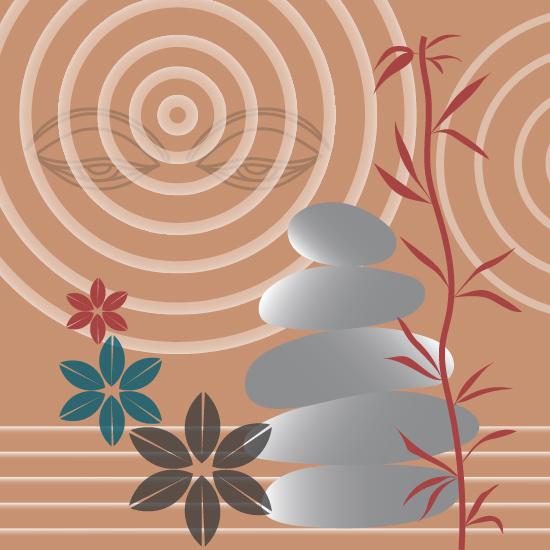 art prints - Zen by Artichroma Designs