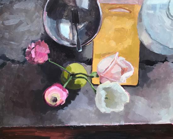 art prints - Kitchen Still Life by Caitlin Winner