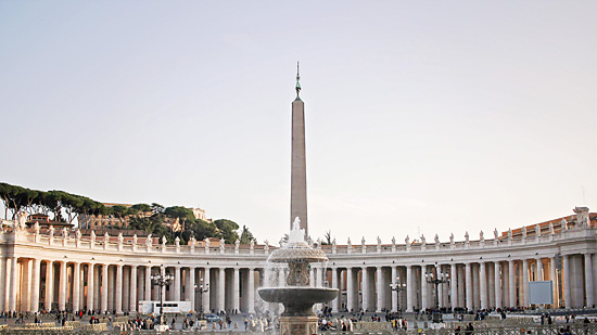 art prints - Saint Peter's Square by Ashley Daley
