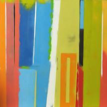 Urban Summer 19 by Gill Miller
