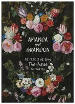 Renaissance Flowers Wed... by Aleksandra Vujkov