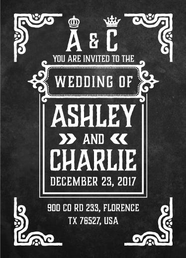 wedding invitations - Fog by Jeno Jumao-as