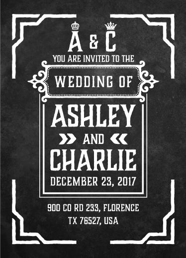 wedding invitations - Noire by Jeno Jumao-as