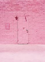 The Pink Door by Jenna Gibson