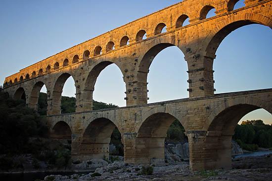 art prints - Pont Du Gard by Ashley Daley