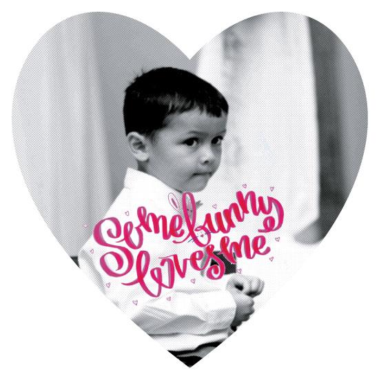 valentine's day - Somebunny loves me by Kendra Stanton Lee