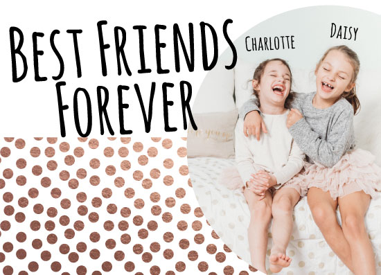 valentine's day - Best Friends Forever by Bethan Osman