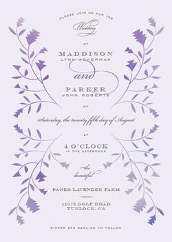 Lavender Crest