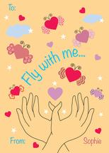Fly with me by Artichroma Designs
