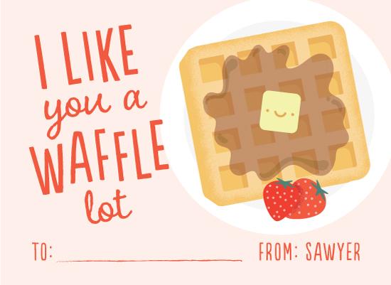valentine's day - Valentine Breakfast by Anne Holmquist